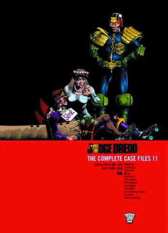Judge Dredd: The Complete Case Files Vol. 11