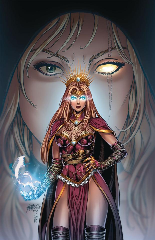 Robyn Hood: Vigilante #3 (Reyes Cover)