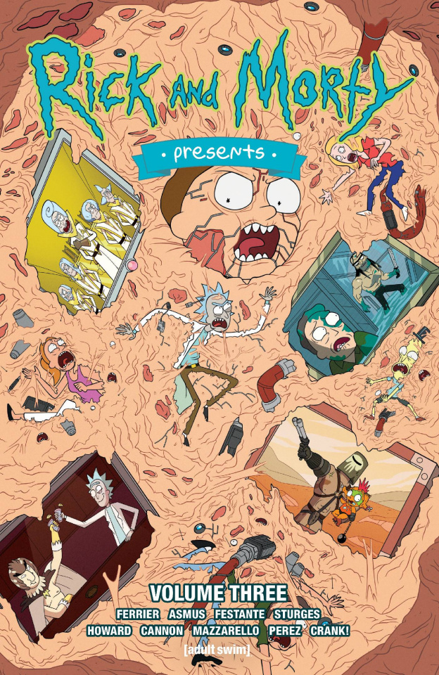 Rick and Morty Presents Vol. 3