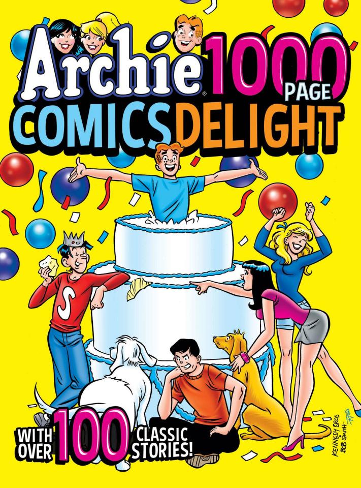 Archie: 1000 Page Comics Delight