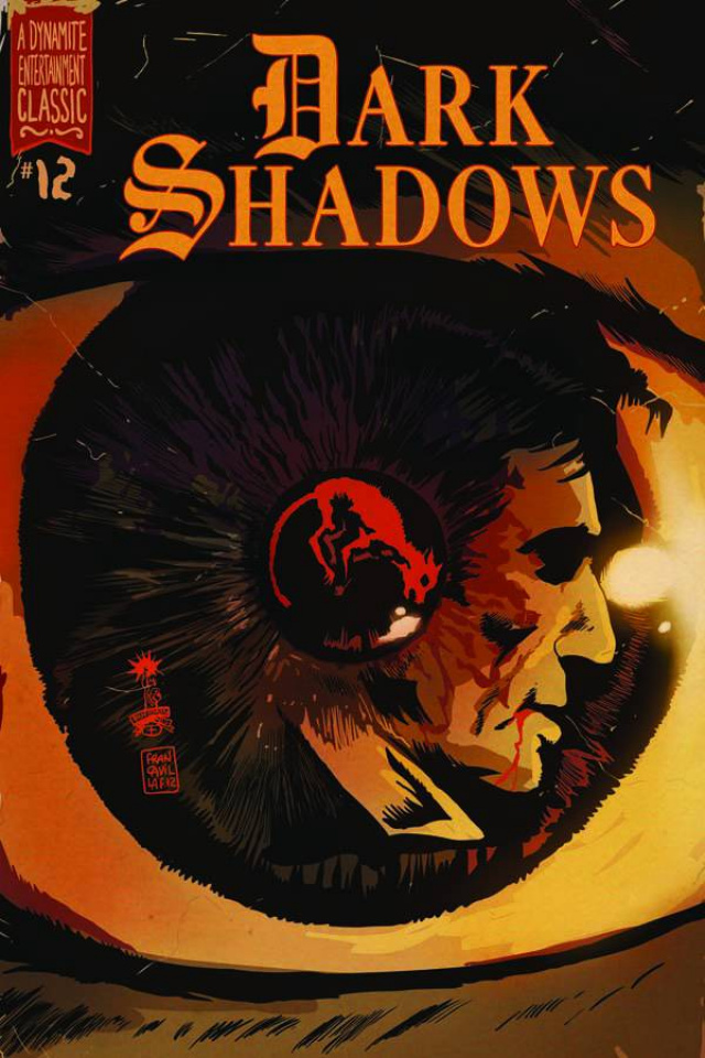 Dark Shadows #12
