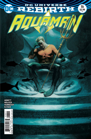 Aquaman #16 (Variant Cover)