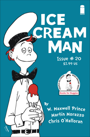 Ice Cream Man #20 (Stewart Cover)