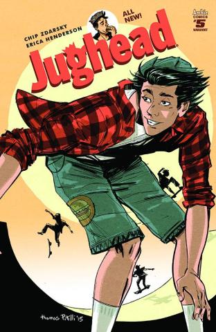Jughead #5 (Thomas Pitilli Cover)