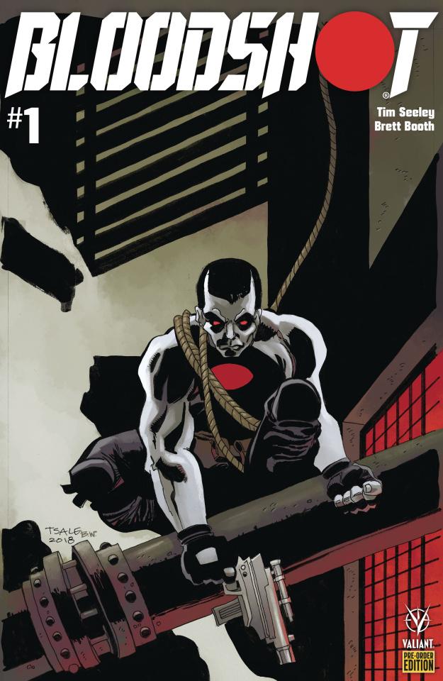Bloodshot #1 (#1-12 Pre-Order Bundle)