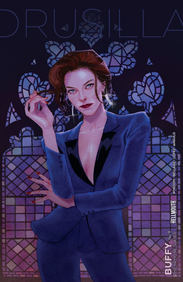 Buffy the Vampire Slayer #9 (Wada Cover)