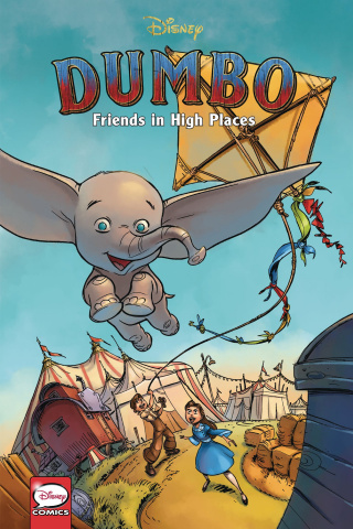 Dumbo Vol. 1: Friends in High Places