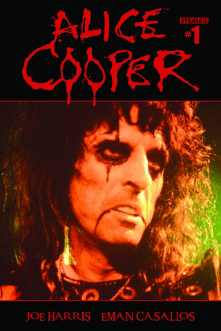Alice Cooper #1 (10 Copy Cover)