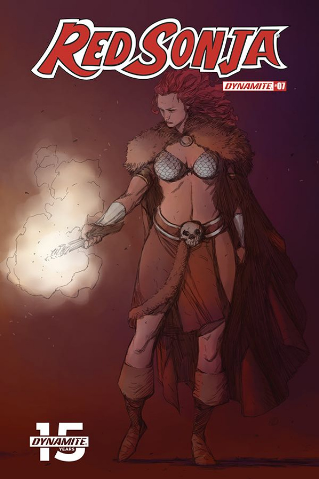 Red Sonja #7 (Pham Cover)