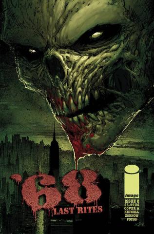 '68: Last Rites #2 (Jones & Fotos Cover)