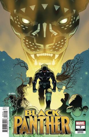 Black Panther #7 (Walker Cover)