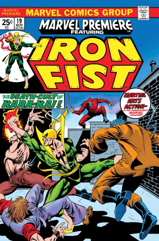 Iron Fist: Colleen Wing #1 (True Believers)