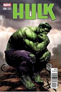 Hulk #6 (Ross Cover)