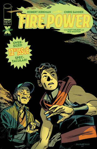 Fire Power #12 (Samnee & Wilson Cover)