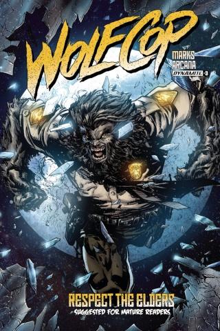 Wolfcop #3