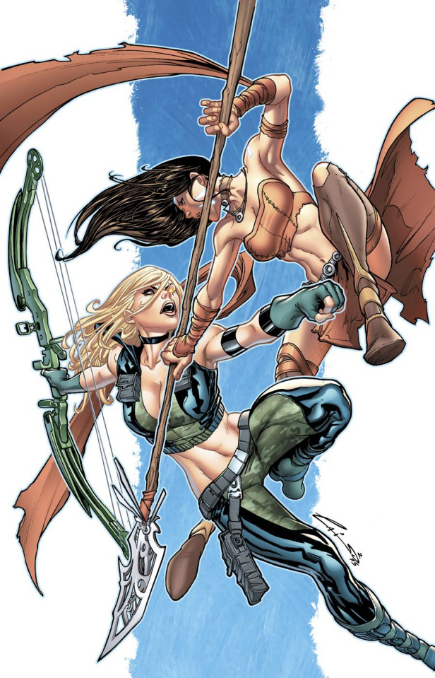 Grimm Fairy Tales: Robyn Hood #10 (Plague Pt. 2, Laiso Cover)
