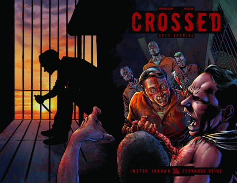 Crossed 2014 Special (Wrap Cover)