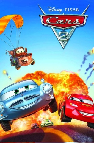 Cars 2 #2