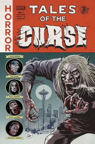 Tales of the Curse #1 (ECCC Cover)