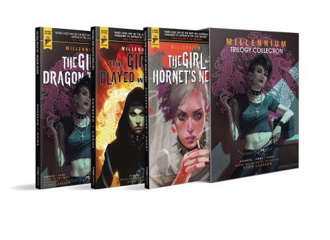 Millennium Trilogy (Box Set)