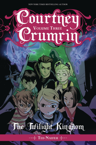 Courtney Crumrin Vol. 3: The Twilight Kingdom
