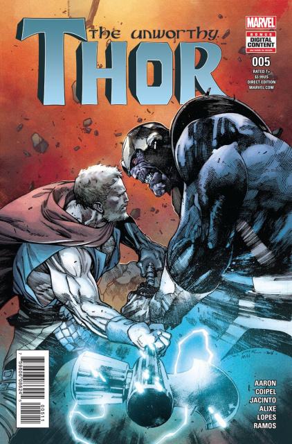The Unworthy Thor #5