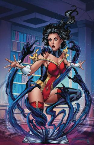 Grimm Fairy Tales #40 (Abrera Cover)