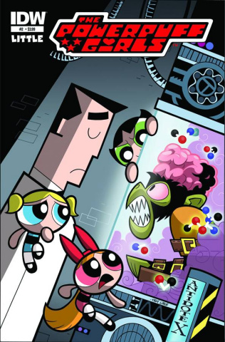 The Powerpuff Girls #2
