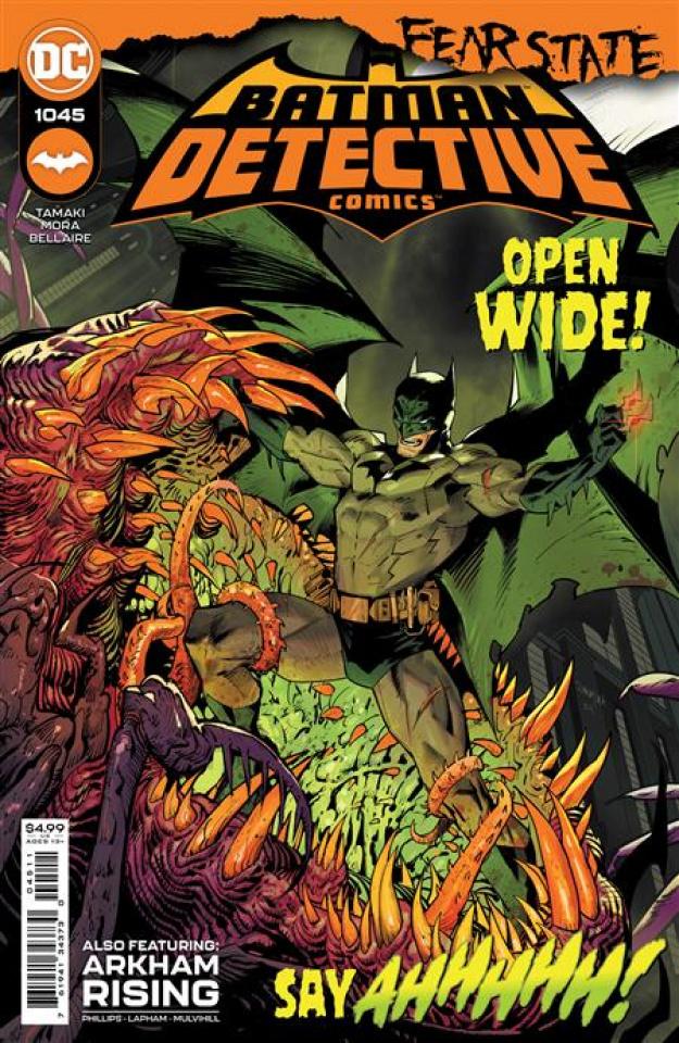 Detective Comics #1045 (Dan Mora Cover)