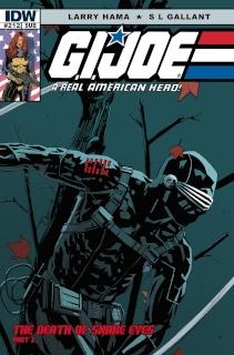 G.I. Joe: A Real American Hero #212 (Subscription Cover)