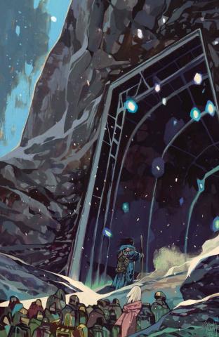 Origins #5 (10 Copy Rebelka Cover)