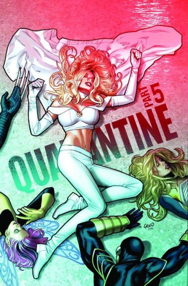 Uncanny X-Men #534