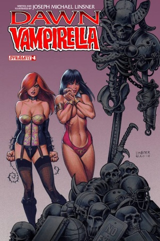 Dawn / Vampirella #4