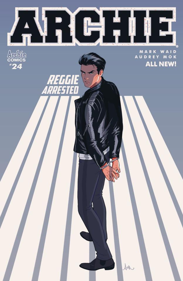 Archie #24 (Audrey Mok Cover)