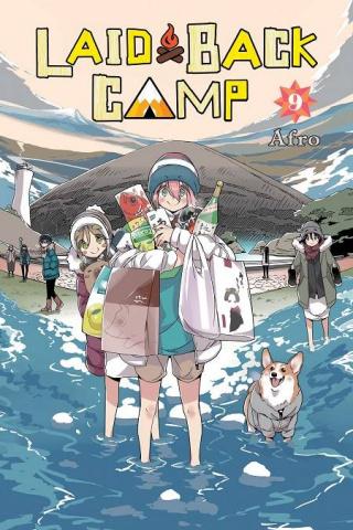 Laid Back Camp Vol. 9