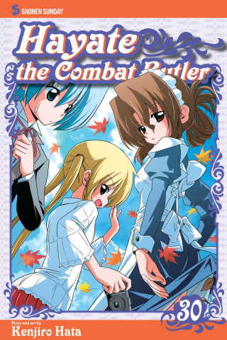 Hayate: The Combat Butler Vol. 30
