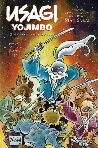 Usagi Yojimbo Vol. 30: Thieves And Spies