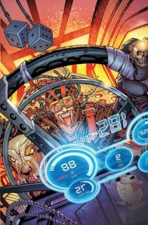 Wacky Raceland #3 (Variant Cover)