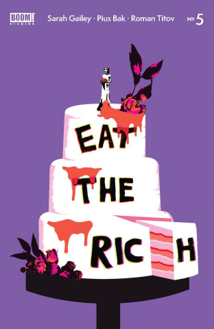 Eat the Rich #5 (Carey Cover)