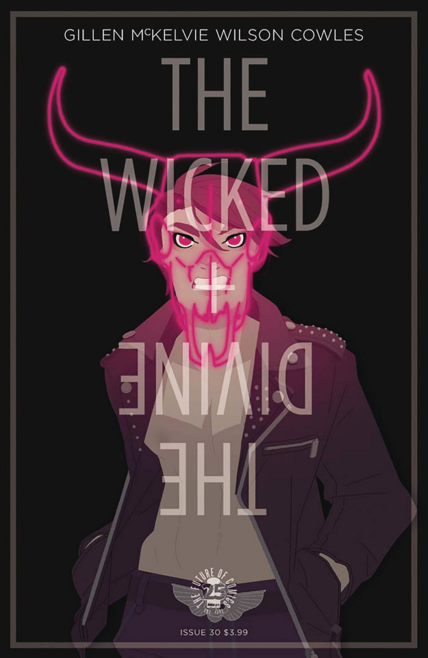 The Wicked + The Divine #30 (McClaren Cover)
