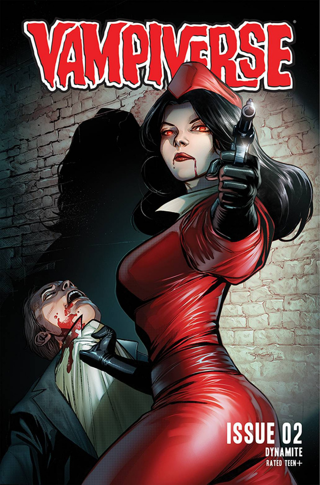 Vampiverse #2 (Segovia Cover)