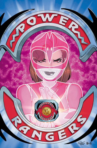 Mighty Morphin' Power Rangers: Pink #2