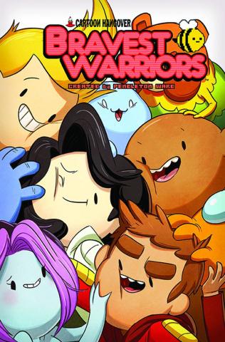 Bravest Warriors #18