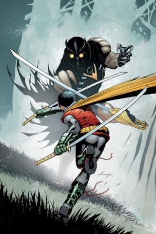 Batman and Robin #9