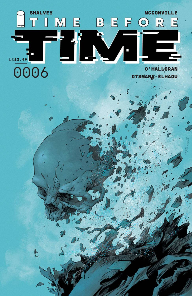 Time Before Time #6 (Shalvey Cover)