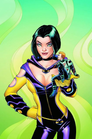 The Phantom Lady #1