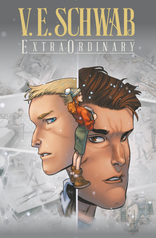 Extraordinary #1 (Balam Cover)