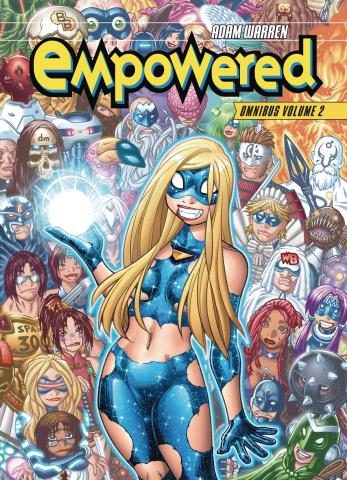 Empowered Vol. 2 (Omnibus)