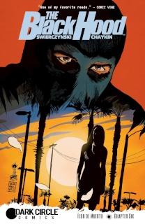 The Black Hood #6 (Francavilla Cover)