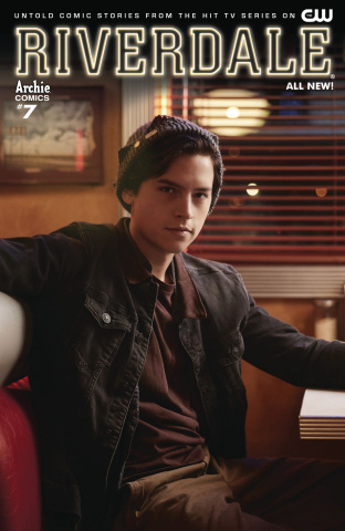 Riverdale #7 (Photo Cover)